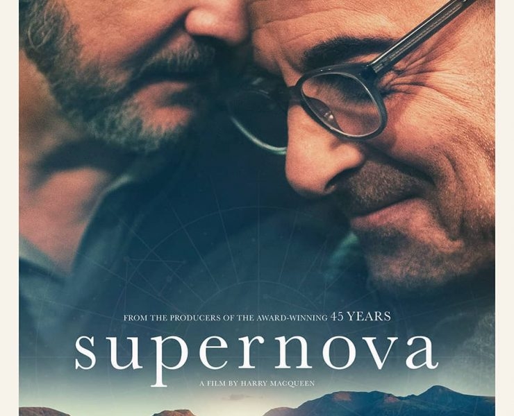 Supernova Colin Firth Stanley Tucci Movie Poster