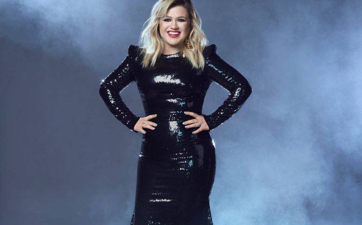 BILLBOARD MUSIC AWARDS -- Season 2020 -- Pictured: Kelly Clarkson — (Photo by: Joseph Cultice/NBC)