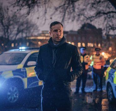 Nick Bailey (RAFE SPALL) - The Salisbury Poisonings _ Season 1, Episode 1 - Photo Credit: James Pardon/Dancing Ledge/BBC ONE/AMC
