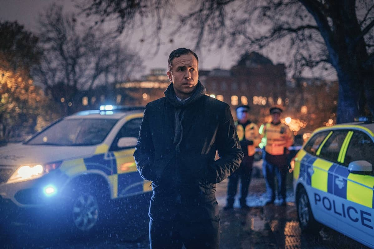 Nick Bailey (RAFE SPALL) - The Salisbury Poisonings _ Season 1, Episode 1 - Photo Credit: James Pardon/Dancing Ledge/BBC ONE/AMC