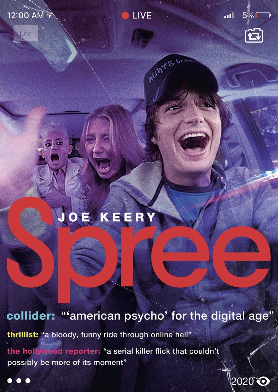 SPREE DVD HIC