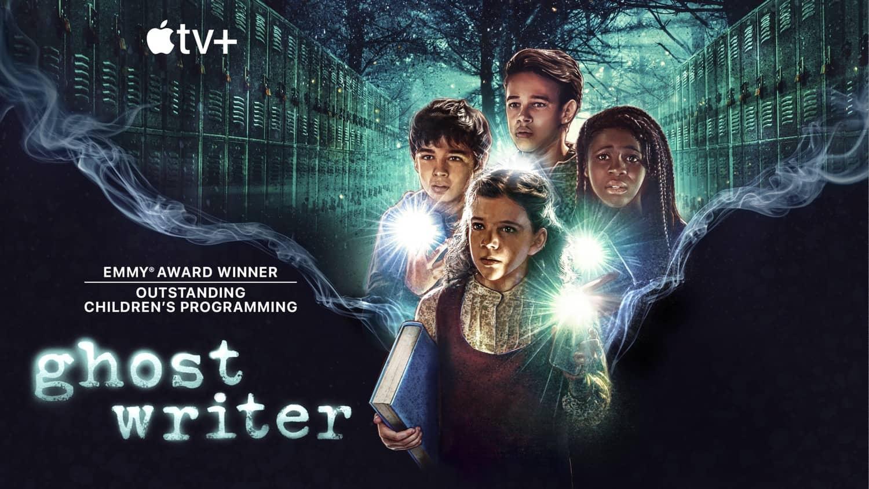 Apple TV Ghostwriter key art 16 9