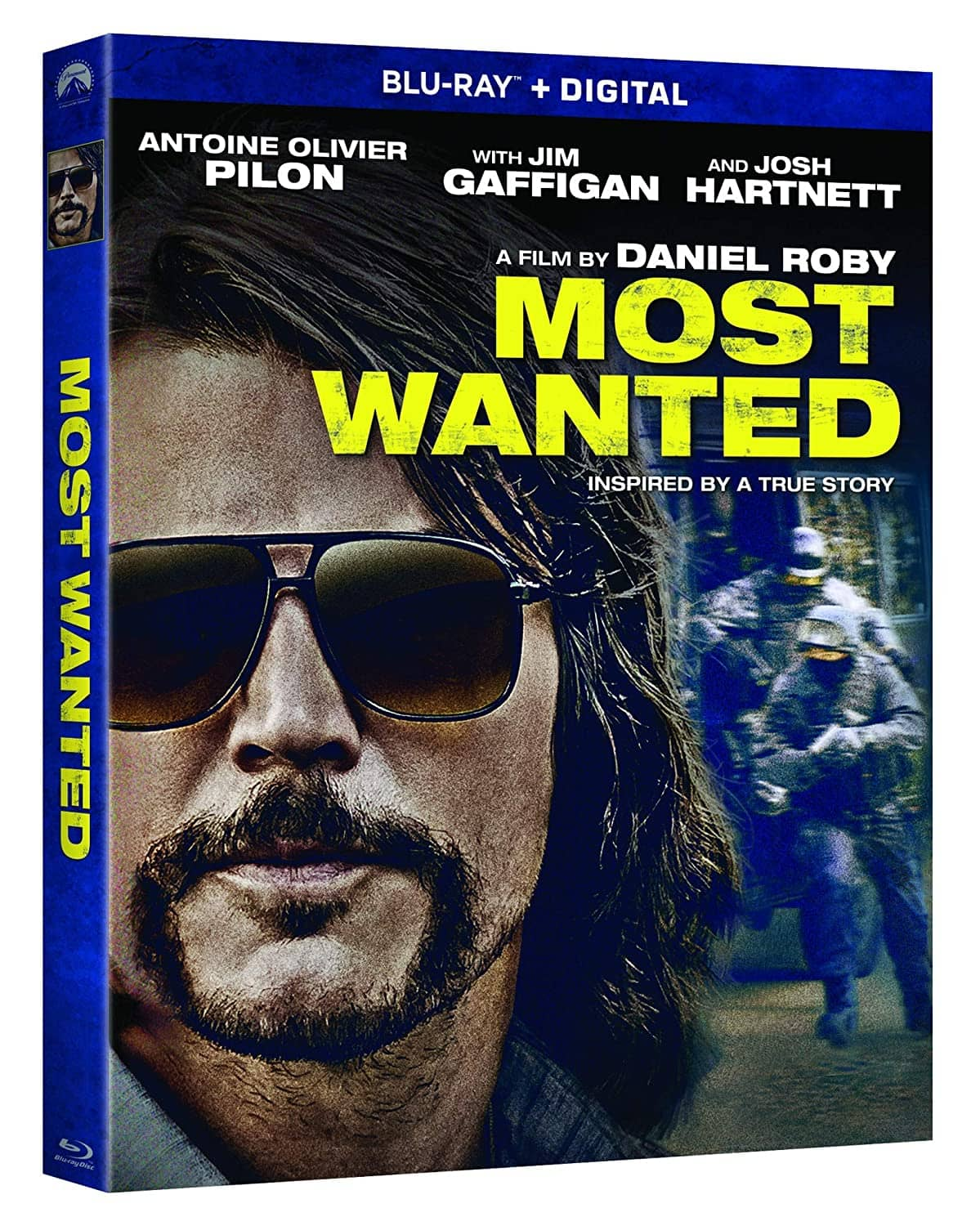 Most Wanted Blu ray