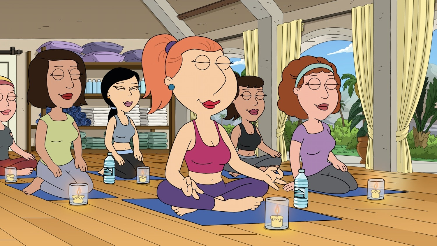 "FAMILY GUY: Stewie finally says his first word, and it's a swear. When Lois is shunned by the other moms, she tries to figure out where Stewie could have possibly learned it in the ""Stewie's First Word"" season premiere and milestone 350th episode of FAMILY GUY airing Sunday, Sept. 27 (9:30-10:00 PM ET/PT) on FOX. FAMILY GUY © 2020 by Twentieth Century Fox Film Corporation."