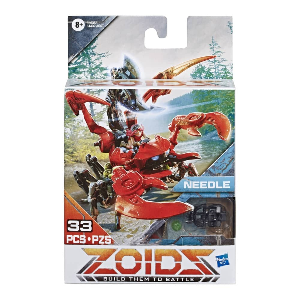 Zoids Needle Packaging