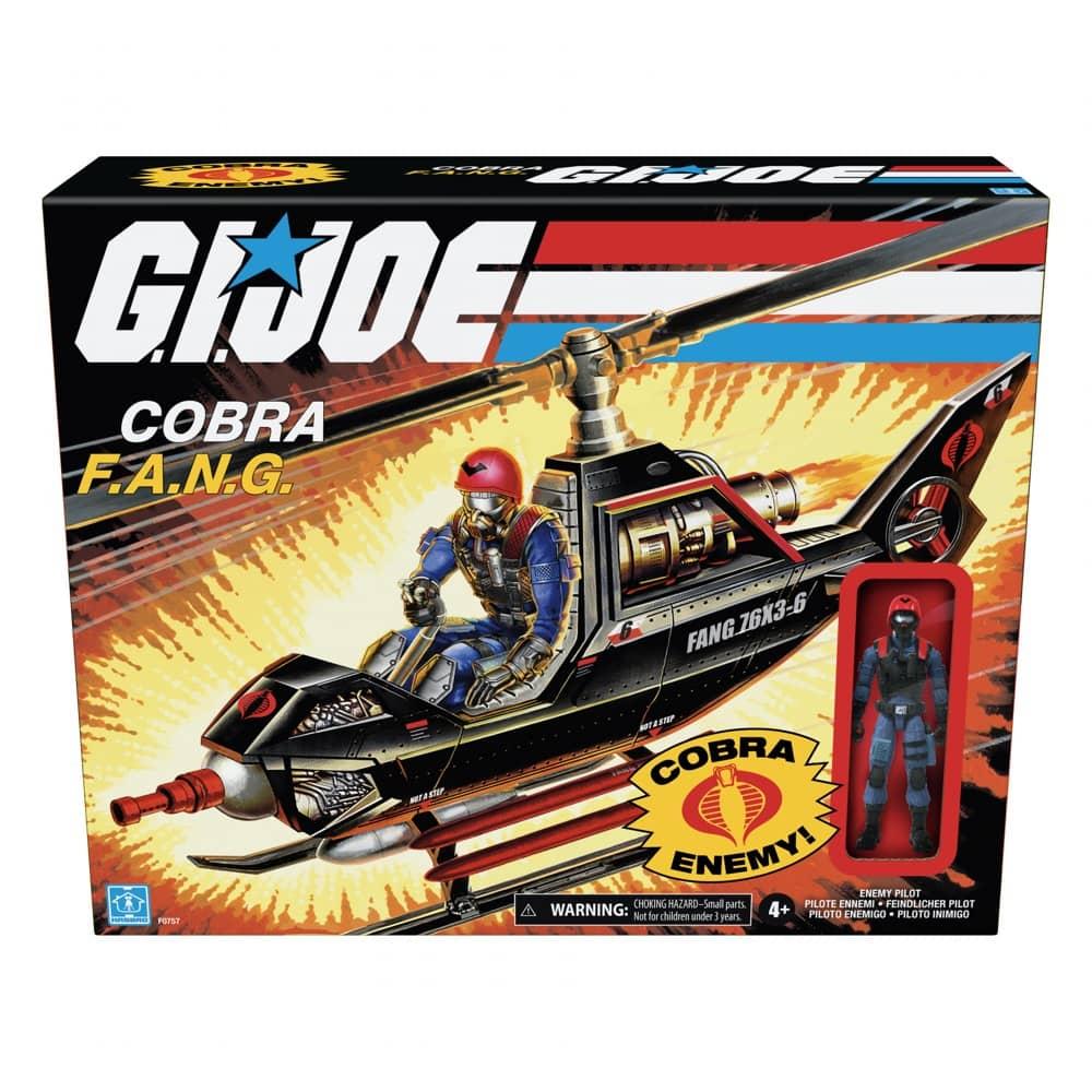 GIJ RS Cobra FANG Vehicle IP