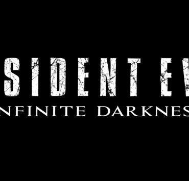 Resident Evil Infinite Darkness Logo Netflix