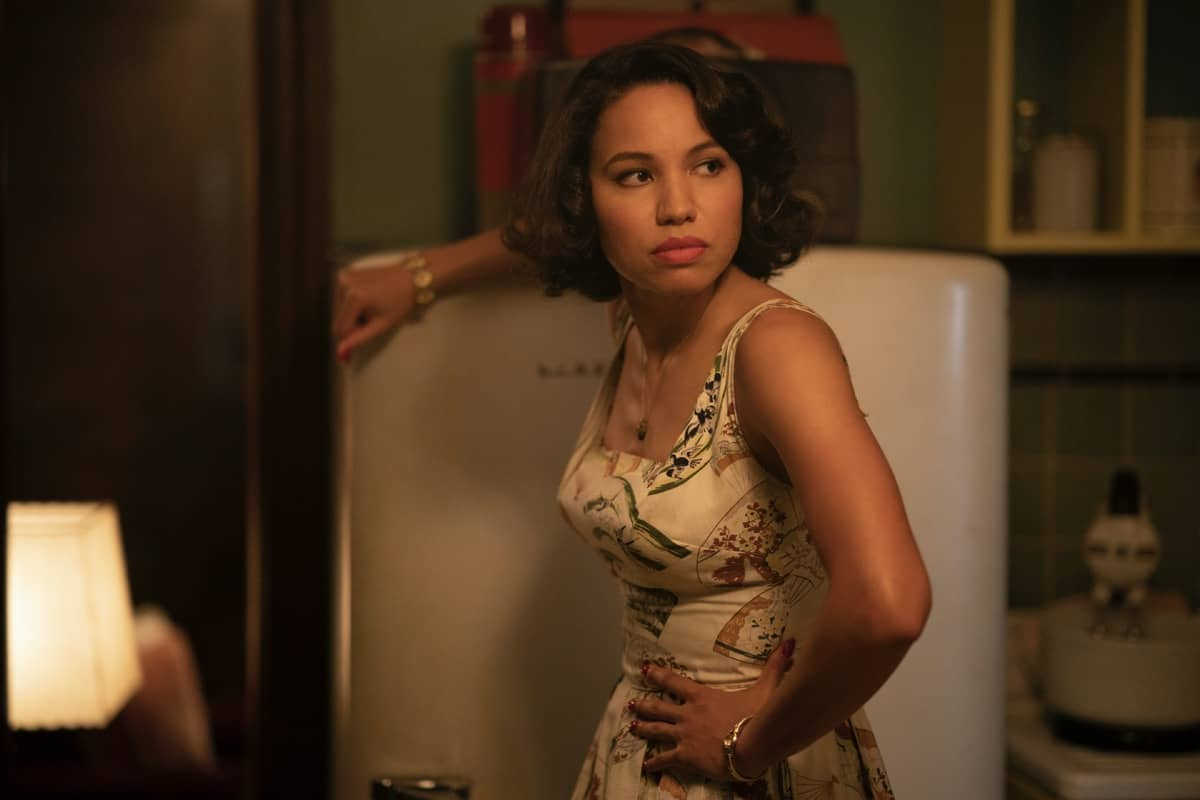 Jurnee Smollett HBO Lovecraft Country Season 1 - Episode 7 Photograph by Eli Joshua Ade/HBO