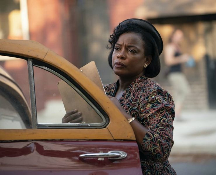 Aunjanue Ellis HBO Lovecraft Country Season 1 - Episode 7 Photograph by Eli Joshua Ade/HBO