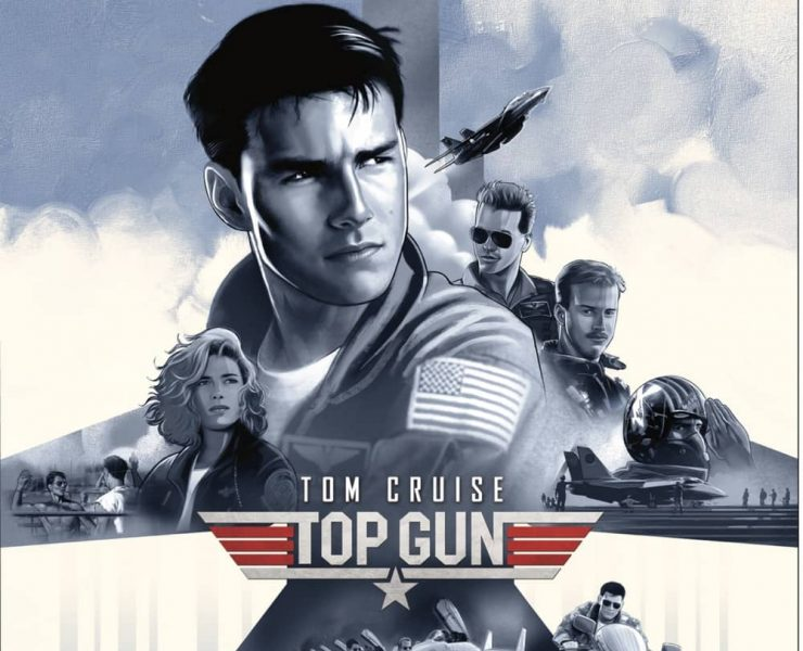 Top Gun 4k Steelbook