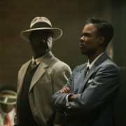 "FARGO -- ""Raddoppiarlo"" - Year 4, Episode 3 (Airs October 4) Pictured: Glynn Turman as Doctor Senator, Chris Rock as Loy Cannon. CR: Elizabeth Morris/FX"