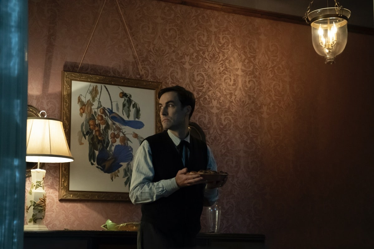 "FARGO -- ""Raddoppiarlo"" - Year 4, Episode 3 (Airs October 4) Pictured: Andrew Bird as Thurman Smutny. CR: Elizabeth Morris/FX"