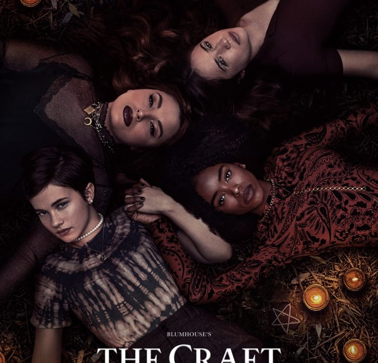 THE CRAFT LEGACY Poster
