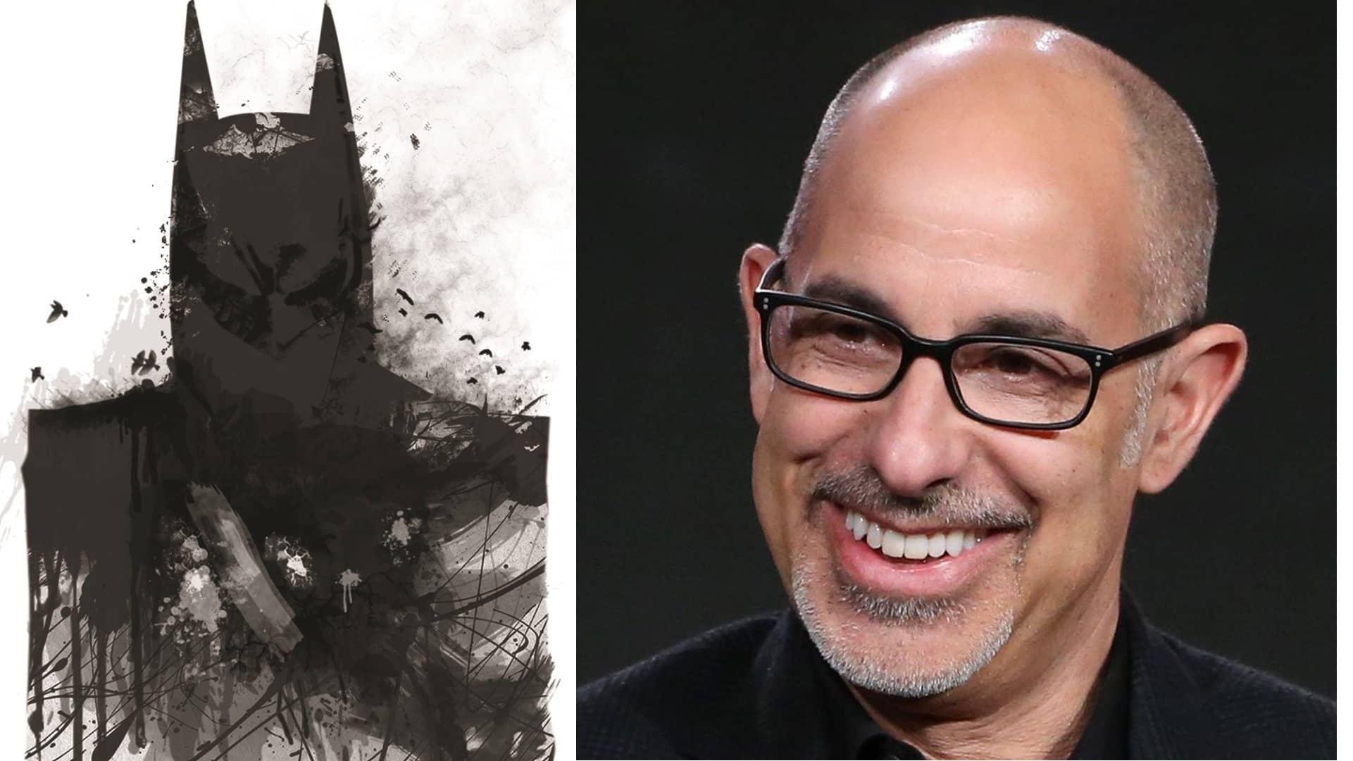 spotify batman unburied david s. goyer