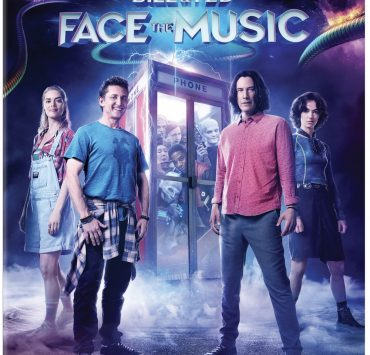 Bill And Ted Face The Music Bluray