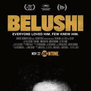 Belushi Showtime Poster Key Art