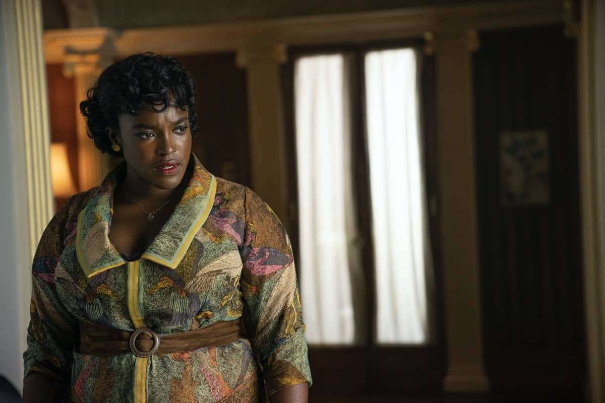 Wunmi Mosaku LOVECRAFT COUNTRY Season 1 - Episode 8 Photograph by Eli Joshua Ade/HBO