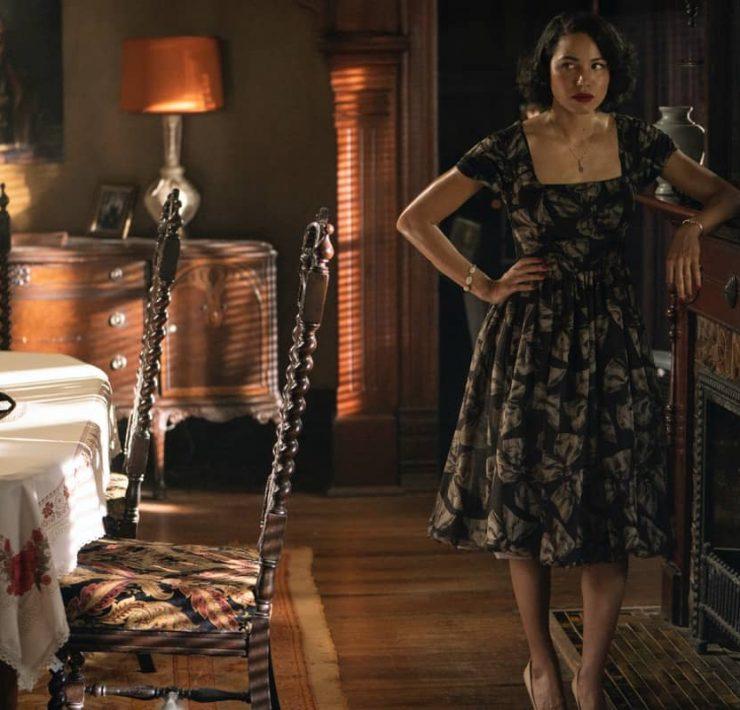 Jurnee Smollett LOVECRAFT COUNTRY Season 1 - Episode 8 Photograph by Eli Joshua Ade/HBO