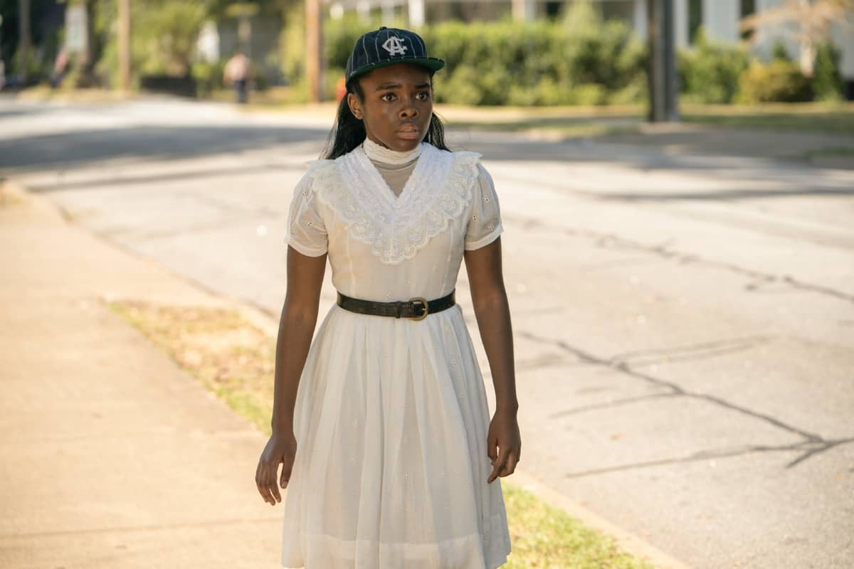 Jada Harris LOVECRAFT COUNTRY Season 1 - Episode 8 Photograph by Eli Joshua Ade/HBO