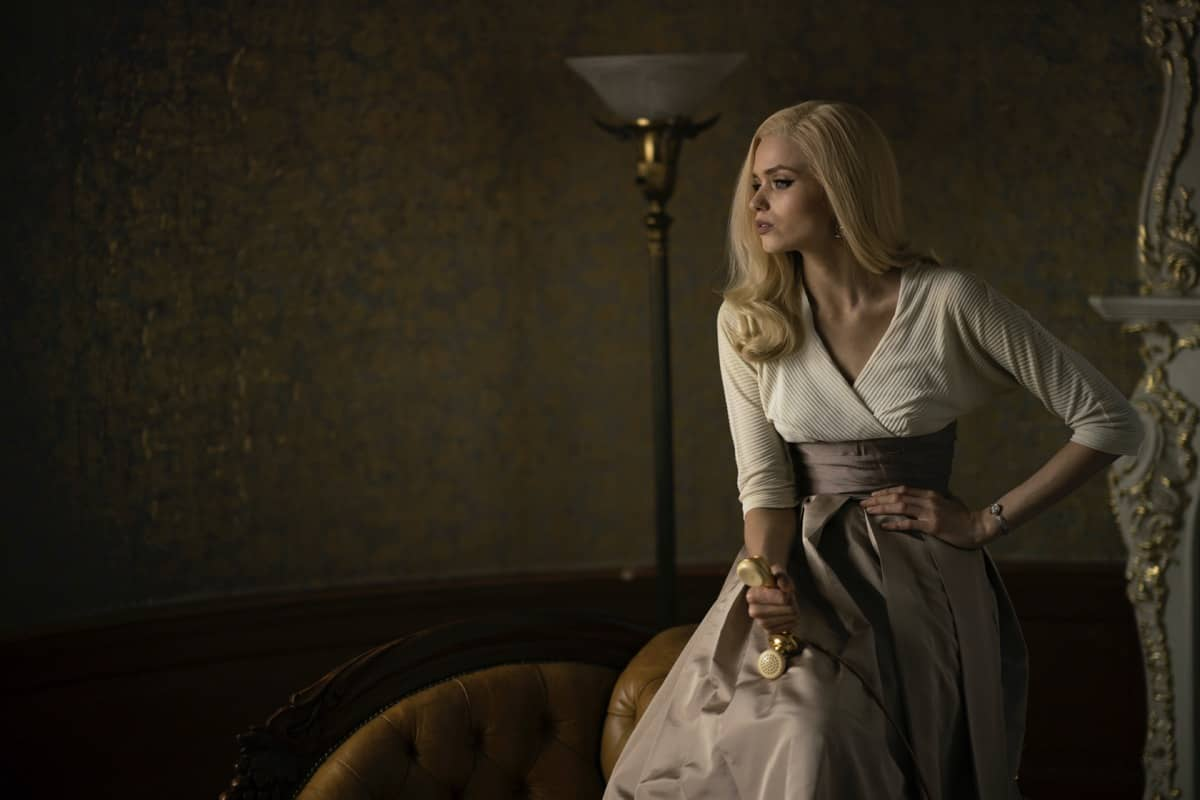 Abbey Lee LOVECRAFT COUNTRY Season 1 - Episode 8 Photograph by Eli Joshua Ade/HBO