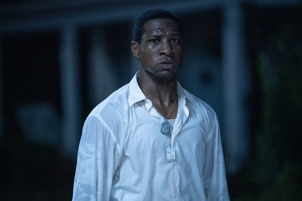 Jonathan Majors LOVECRAFT COUNTRY Season 1 - Episode 8 Photograph by Eli Joshua Ade/HBO