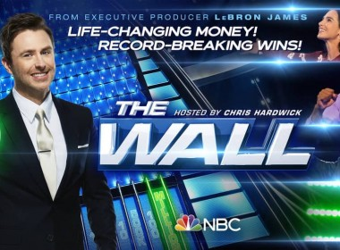 """THE WALL -- Pictured: """"The Wall"""" Key Art -- (Photo by: NBCUniversal)"""