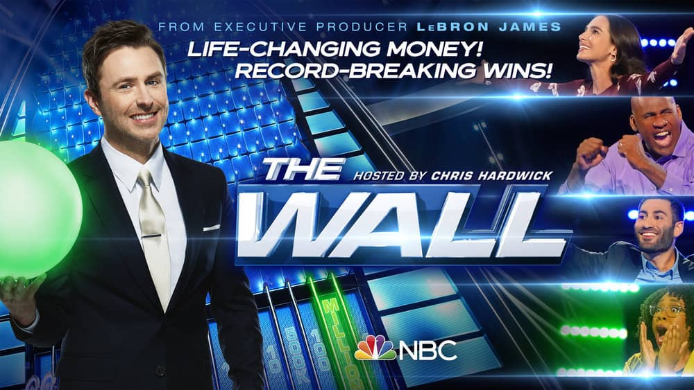 "THE WALL -- Pictured: ""The Wall"" Key Art -- (Photo by: NBCUniversal)"