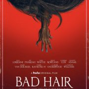 BAD HAIR Hulu Poster Key Art
