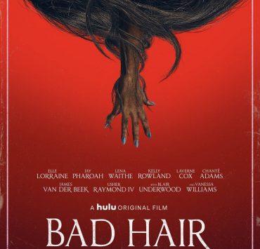 BAD HAIR Hulu Poster Key Art