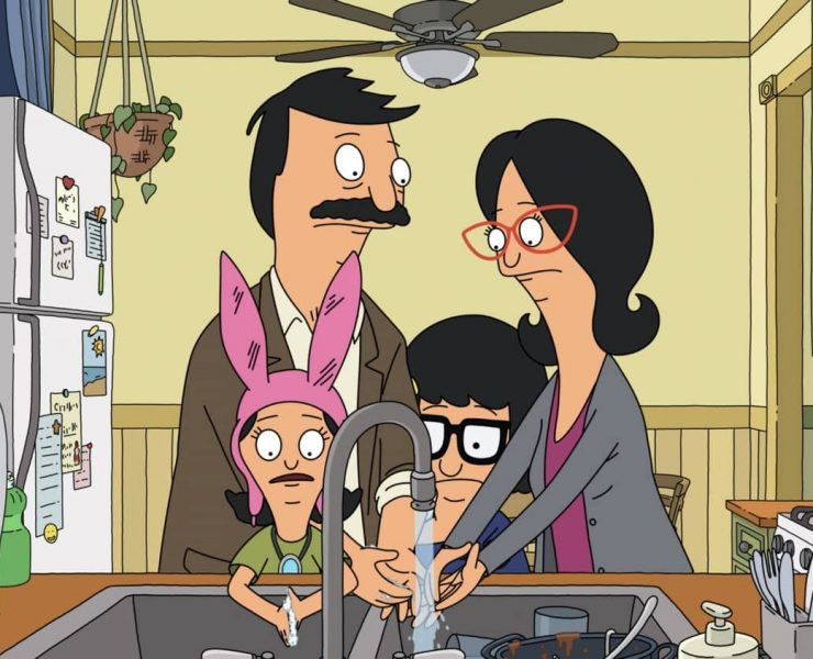 """BOB'S BURGERS: Linda tries to take her family to the symphony on free admission night, but her efforts are thwarted by a pinworm epidemic in the """"Worms of In-Rear-Ment"""" episode of BOB'S BURGERS airing Sunday, Oct. 4 (9:00-9:30 PM ET/PT) on FOX. BOB'S BURGERS © 2020 by Twentieth Century Fox Film Corporation."""