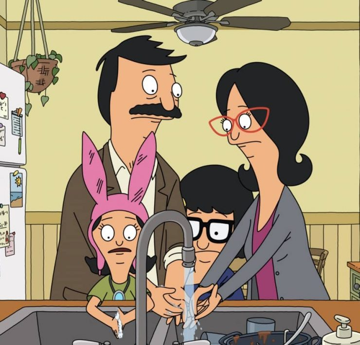 "BOB'S BURGERS: Linda tries to take her family to the symphony on free admission night, but her efforts are thwarted by a pinworm epidemic in the ""Worms of In-Rear-Ment"" episode of BOB'S BURGERS airing Sunday, Oct. 4 (9:00-9:30 PM ET/PT) on FOX. BOB'S BURGERS © 2020 by Twentieth Century Fox Film Corporation."