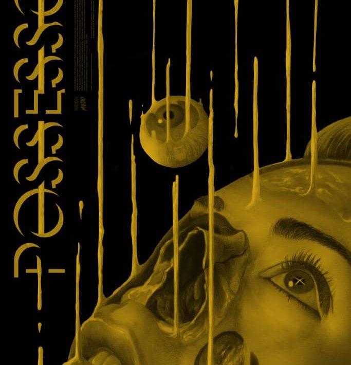 Possessor Mondo Poster Randy Ortiz