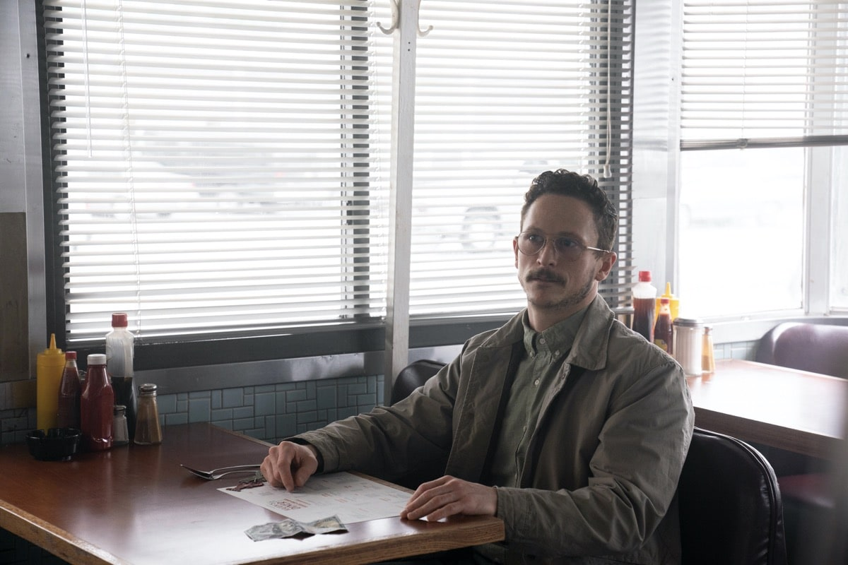 "Monsterland -- ""Port Fourchon, LA"" - Episode 101 -- A down-and-out waitress questions her choices. Alex (Jonathan Tucker), shown. (Photo by: Barbara Nitke/Hulu"