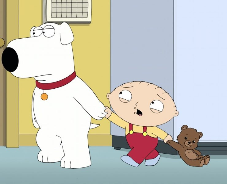 "FAMILY GUY: Stewie ""breaks up with"" Rupert after learning that he used to belong to Chris. Unable to get over his feelings of betrayal, Stewie decides to take action in the ""The Talented Mr. Stewie"" episode of FAMILY GUY airing Sunday, Oct. 4 (9:30-10:00 PM ET/PT) on FOX. FAMILY GUY © 2020 by Twentieth Century Fox Film Corporation."