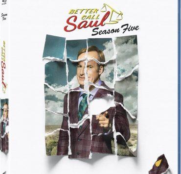 Better Call Saul Season 5 Bluray