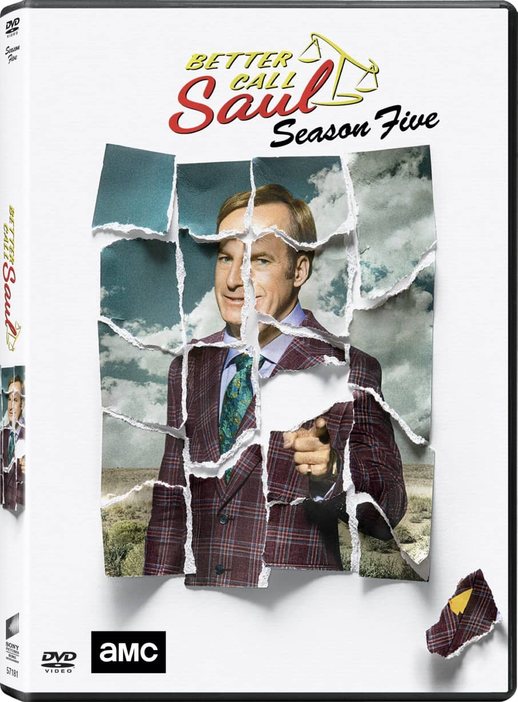 Better Call Saul Season 5 DVD