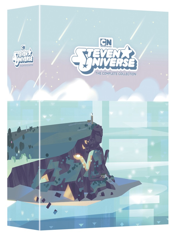 STEVEN UNIVERSE: THE COMPLETE COLLECTION DVD