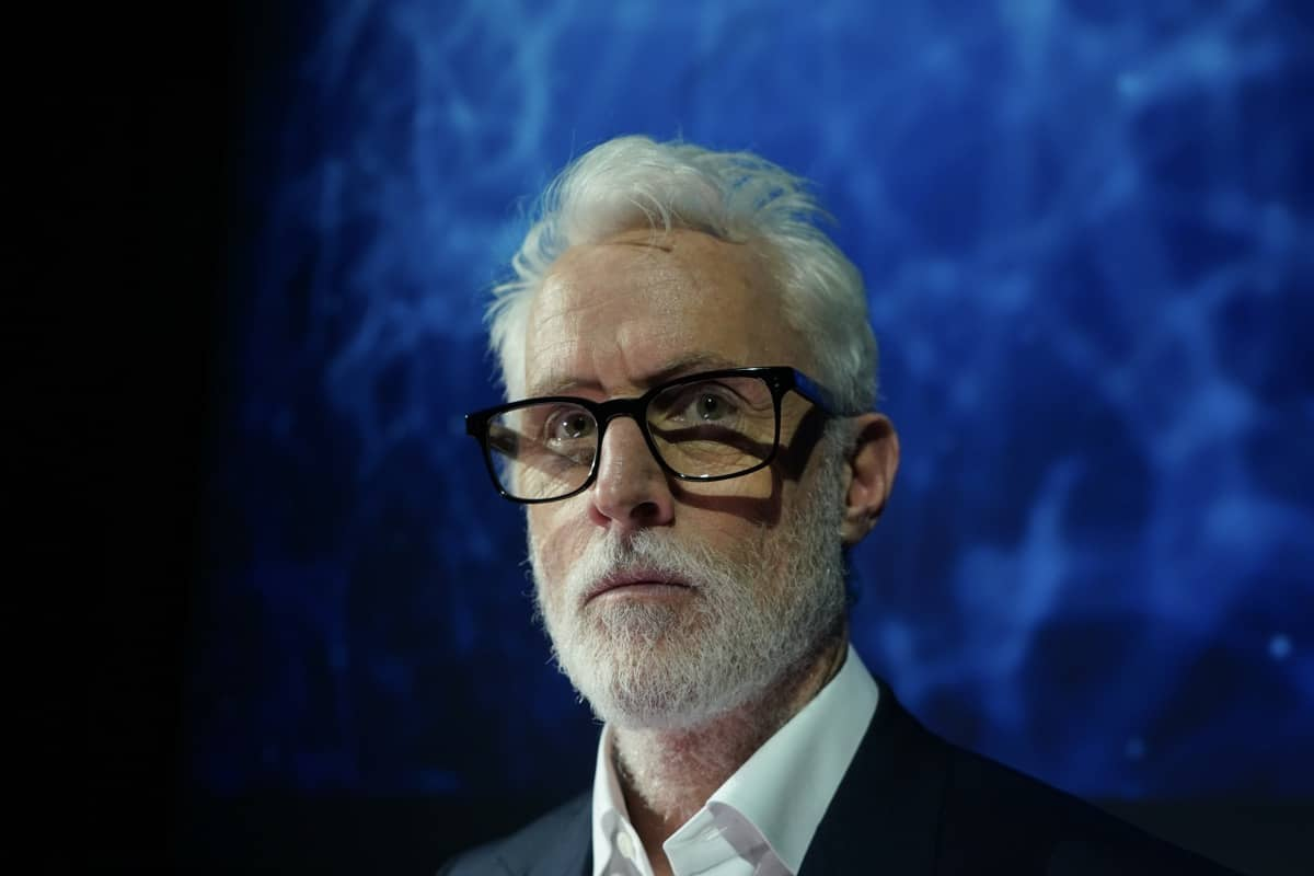 "NEXT: John Slattery in the ""File #1"" season premiere episode of NEXT airing Tuesday, Oct. 6 (9:00-10:00 PM ET/PT) on FOX. © 2020 FOX MEDIA LLC. Cr: Ed Araquel/FOX."
