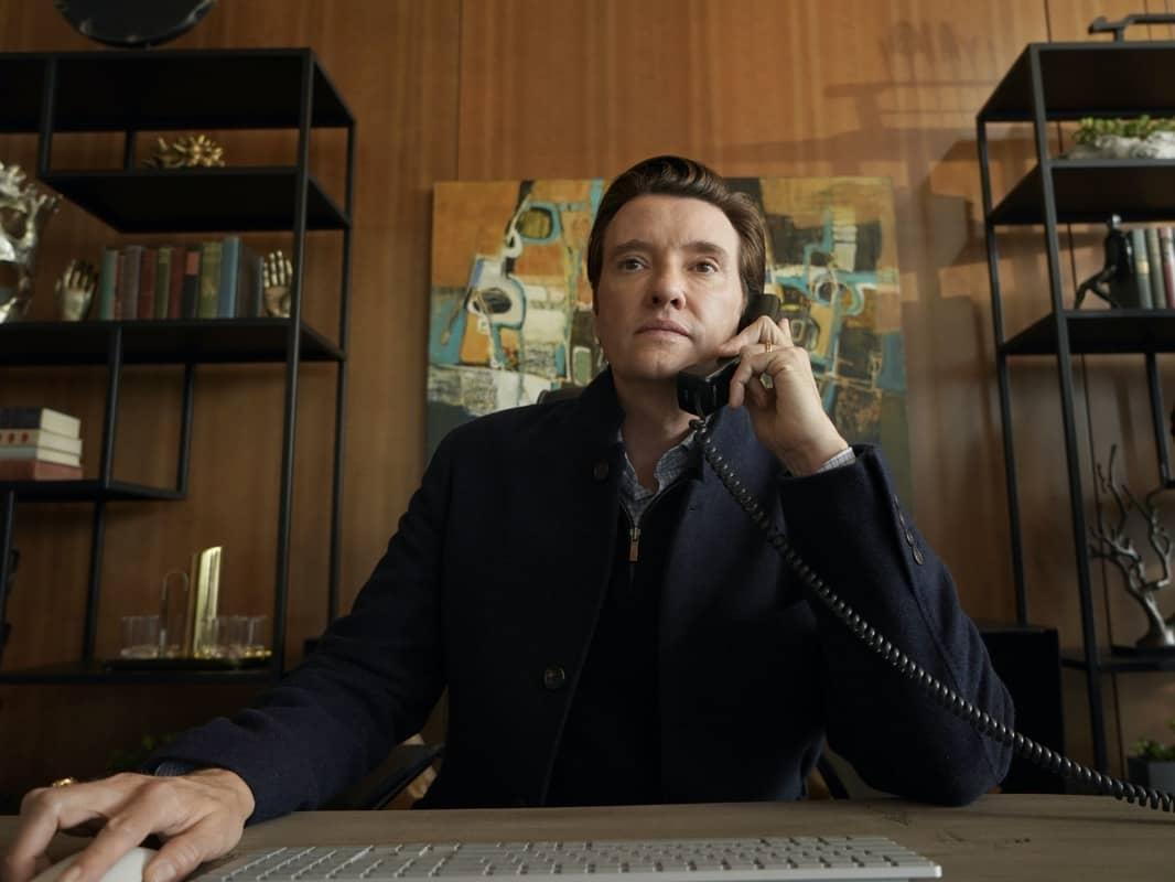 "NEXT: Jason Butler Harner in the ""File #1"" season premiere episode of NEXT airing Tuesday, Oct. 6 (9:00-10:00 PM ET/PT) on FOX. © 2020 FOX MEDIA LLC. Cr: Shane Harvey/FOX"