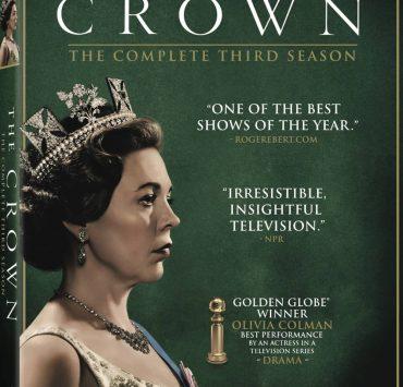 The Crown Season 3 Blu-ray