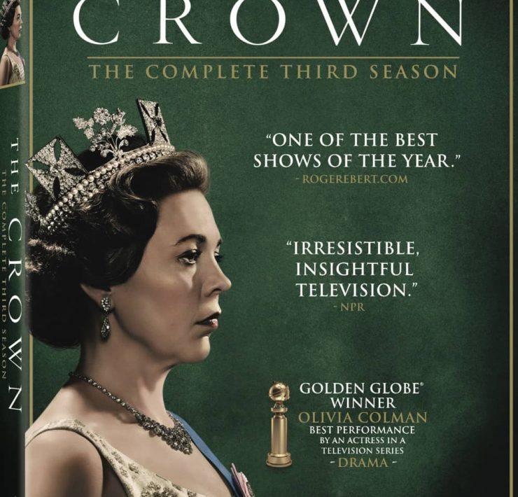 The Crown Season 3 Blu-ray
