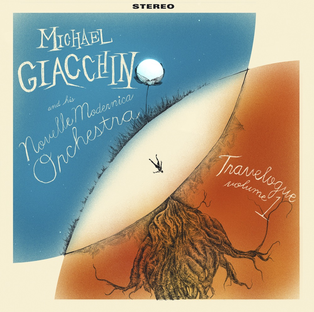 Michael Giacchino Travelogue Volume 1 Album Cover