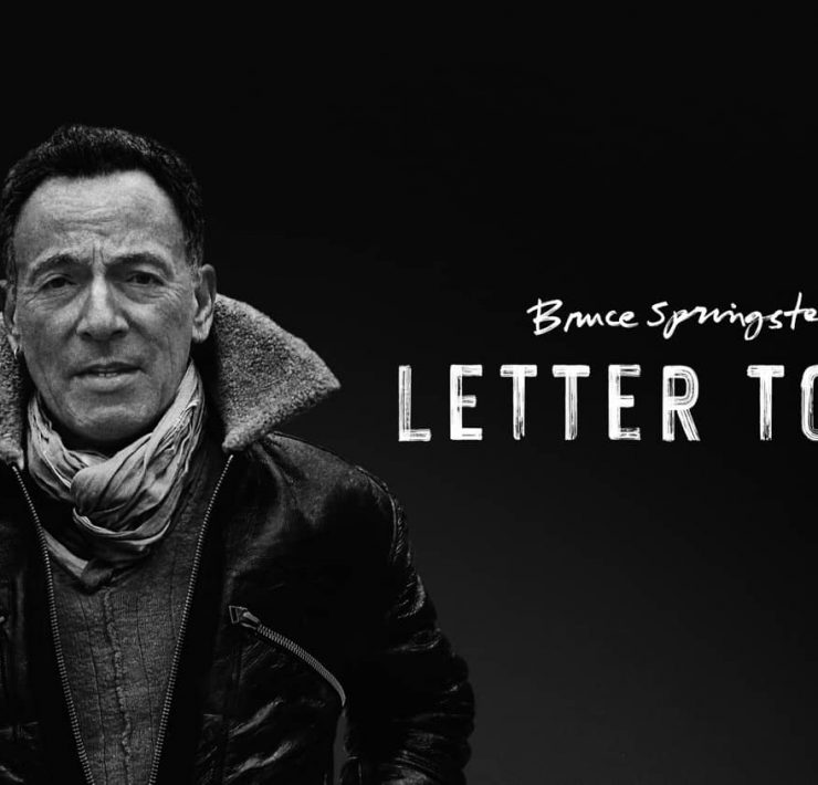 Bruce Springsteen's Letter To You Apple TV+
