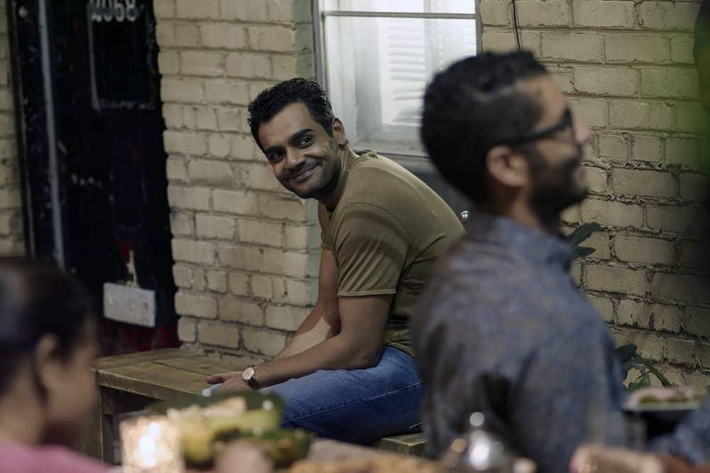 "TRANSPLANT -- ""Eid"" Episode 105 -- Pictured: Hamza Haq as Dr. Bashir ""Bash"" Hamed -- (Photo by: Yan Turcotte/Sphere Media/CTV/NBC)"