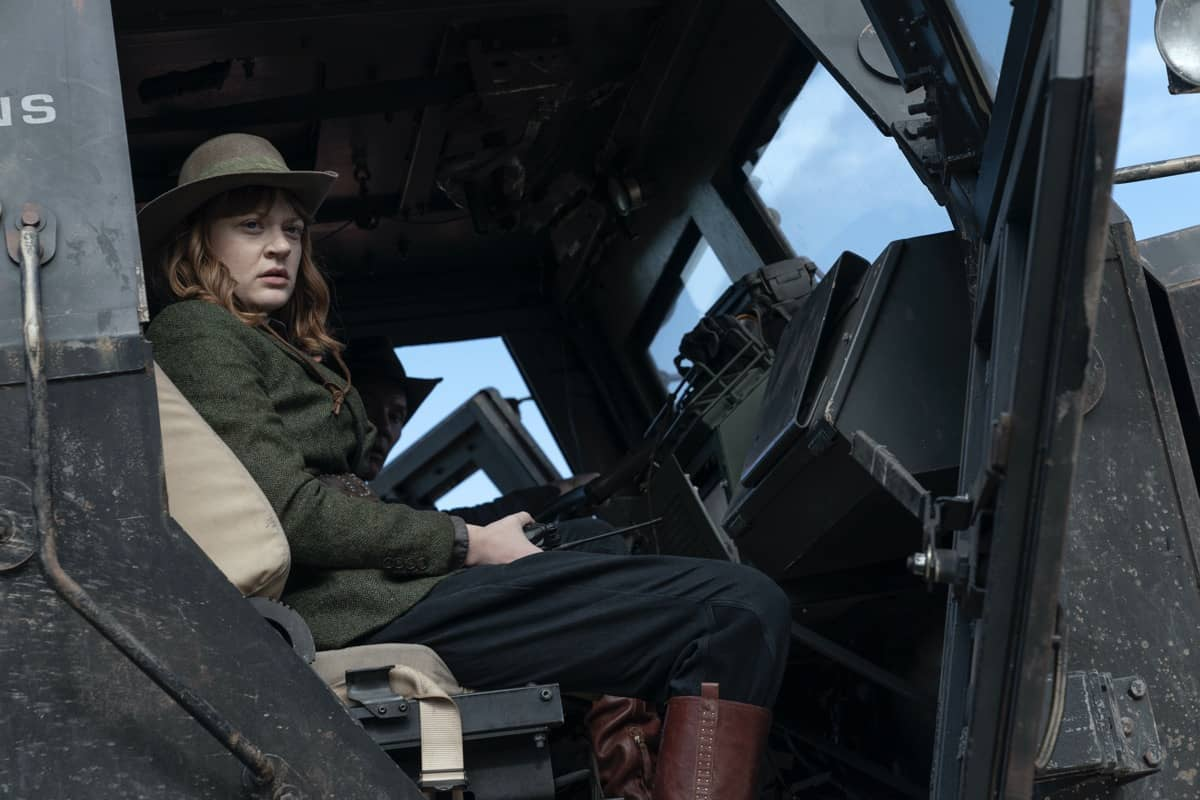 Colby Minifie as Virginia - Fear the Walking Dead _ Season 6, Episode 1 - Photo Credit: Ryan Green/AMC