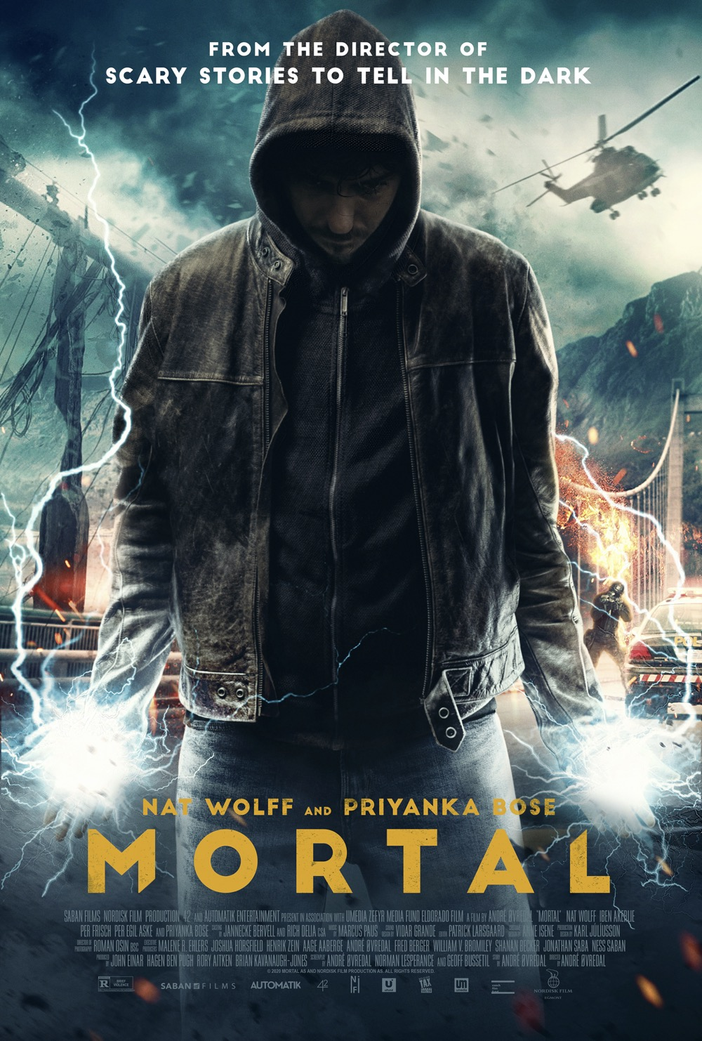 MORTAL Movie Poster