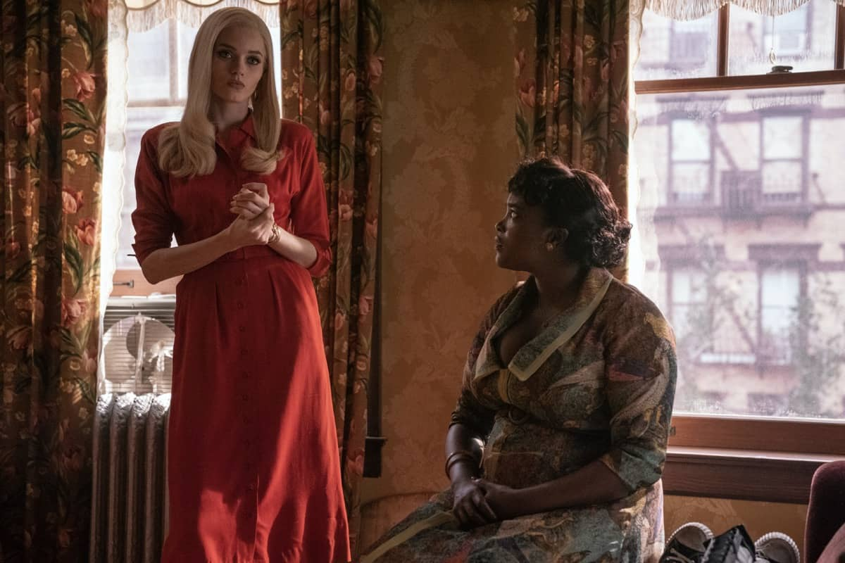 Abbey Lee, Wunmi Mosaku HBO Lovecraft Country Season 1 - Episode 9 Photograph by Eli Joshua Ade/HBO