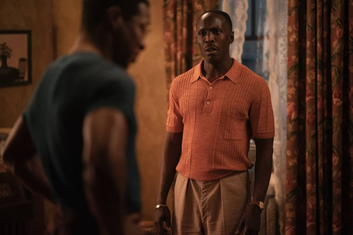 Michael K. Williams HBO Lovecraft Country Season 1 - Episode 9 Photograph by Eli Joshua Ade/HBO