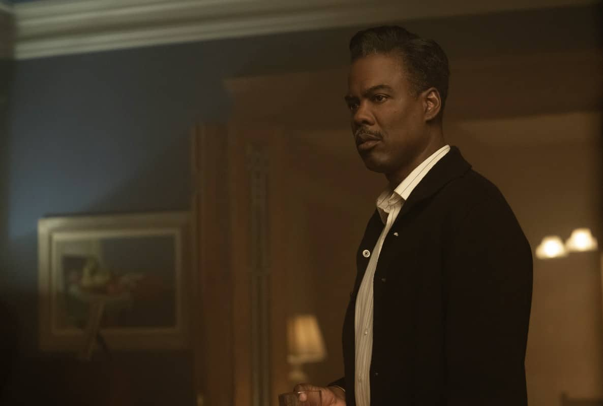 "FARGO -- ""The Pretend War"" - Year 4, Episode 4  (Airs October 11)  Pictured: Chris Rock as Loy Cannon. CR: Elizabeth Morris/FX"