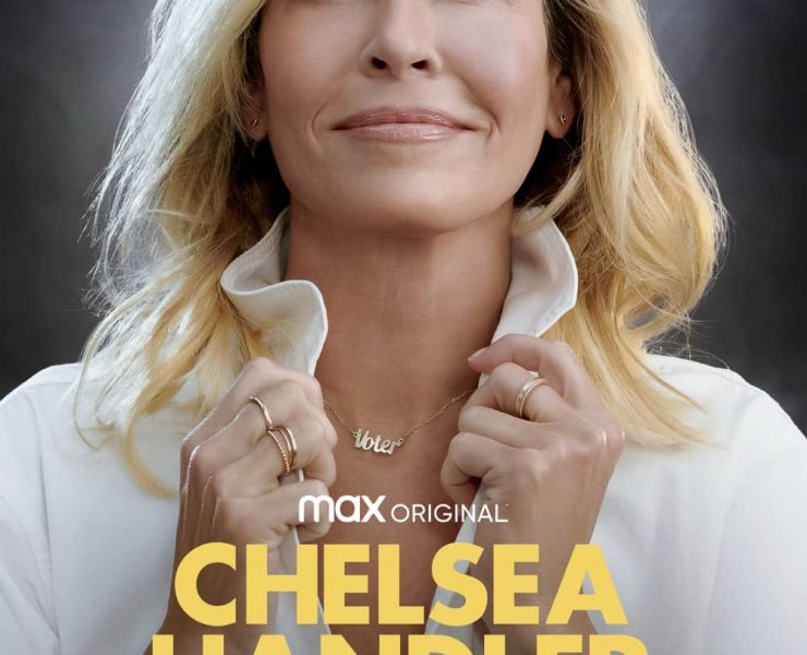 Chelsea Handler Evolution Key Art Poster HBO Max